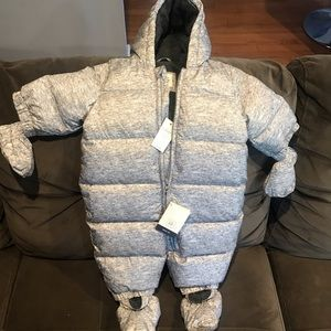 Baby Gap Down Fill Snow Suit